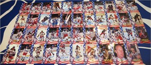 1980 Miracle on Ice 1995 Signature Rookies complete certified autograph 43 card set (Herb Brooks Jim Craig Mike Eruzione Bob Suter)