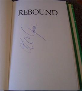 1985-86 Boston Celtics NBA Champions team autographed K.C. Jones book (Larry Bird Dennis Johnson Kevin McHale Robert Parish Bill Walton)