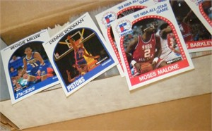 1989-90 NBA Hoops complete 300 basketball card set (David Robinson Rookie Card)