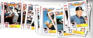 1989 Topps 1988 All-Star Game complete 22 card set (Cal Ripken Ryne Sandberg Ozzie Smith)