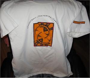 1992 USA Dream Team NIKE Basketball Beaverton Barcelona T-shirt (RARE)