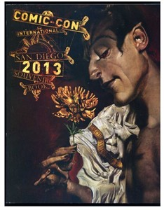 2013 San Diego Comic-Con Souvenir Book program (The Sandman)