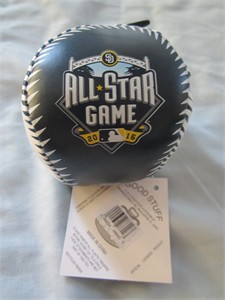 2016 MLB All-Star Game logo foam baseball NEW