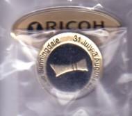 2008 LPGA Ricoh Women's British Open ball marker (Jiyai Shin)
