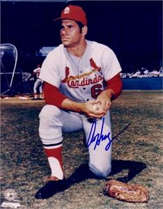 Al Hrabosky autographed 8x10 St. Louis Cardinals photo