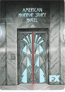 American Horror Story Hotel 2015 Comic-Con exclusive FXNOW promo card (RARE)