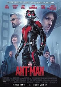 Ant-Man movie 2015 San Diego Comic-Con Marvel 5x7 inch promo card (Paul Rudd)