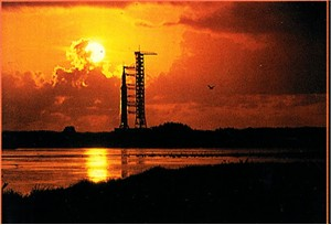 Apollo 13 movie set of 2 promo cards