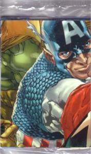 Avengers Kree-Skrull War 2011 Comic-Con Upper Deck 9 promo card pack