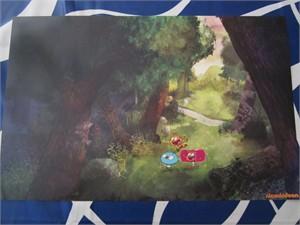 Bad Seeds 2014 Comic-Con mini Nickelodeon 11x17 promo poster