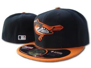 Baltimore Orioles authentic New Era 2009-2011 game model cap or hat