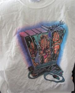 Beyonce & Destiny's Child autographed Fan Club T-shirt