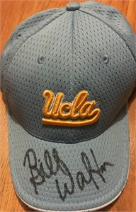 Bill Walton autographed UCLA Bruins Adidas cap or hat