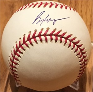 Billy Wagner autographed Philadelphia Phillies 2004 Citizens Bank Park baseball