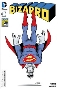 Bizarro 2015 San Diego Comic-Con exclusive variant #1 DC comic book MINT