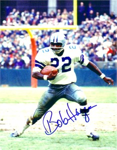 Bob Hayes autographed Dallas Cowboys 8x10 photo