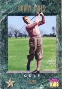 Bobby Jones 1994 Sports Illustrated for Kids card