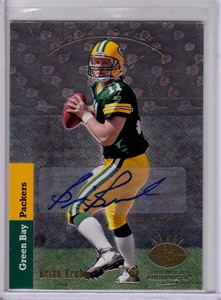 Brian Brohm certified autograph 2008 SP Rookie Card