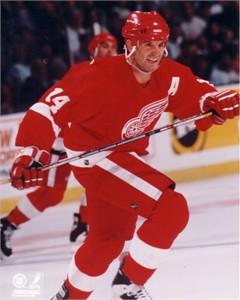 Brendan Shanahan Detroit Red Wings 8x10 photo