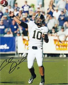 Chase Daniel autographed Missouri Tigers 8x10 photo