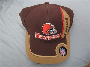 Cleveland Browns embroidered Puma cap or hat NEW WITH TAGS