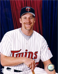 Corey Koskie Minnesota Twins 8x10 portrait photo