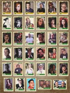 ComiXology Comic Book All-Stars 2017 Comic-Con 36 card set (Gabriel Ba David Mack)