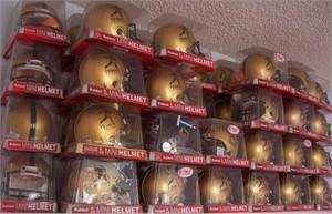 50 autographed Heisman mini helmets Jay Berwanger Tony Dorsett Doug Flutie Barry Sanders Roger Staubach Charles Woodson
