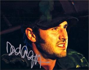 David Arquette autographed 8x10 photo