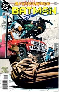 Dennis O'Neil autographed Batman #559 comic book