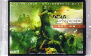 Dead Speed 2009 Comic-Con Series 1 promo card set MINT