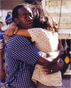 Don Cheadle autographed Hotel Rwanda 8x10 photo