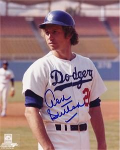 Don Sutton autographed Los Angeles Dodgers 8x10 photo