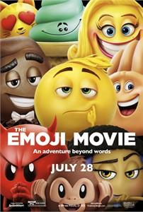 Emoji Movie 2017 mini 11x17 poster