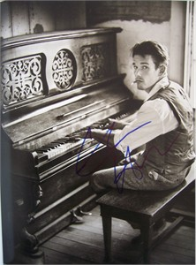 Ethan Hawke autographed 11x14 Rolling Stone book photo