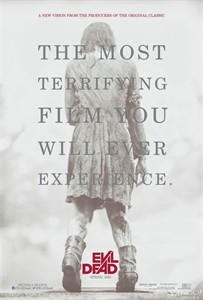 Evil Dead 2013 mini movie poster