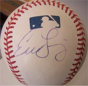 Evan Longoria autographed MLB baseball