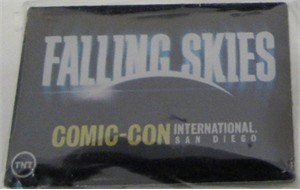 Falling Skies 2011 Comic-Con exclusive button or pin