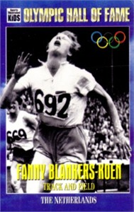 Fanny Blankers-Koen Olympic Hall of Fame Sports Illustrated for Kids card