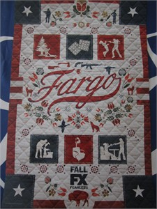 Fargo 2015 San Diego Comic-Con mini 11x17 inch FX promo poster MINT