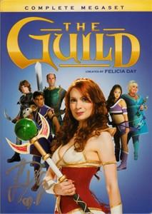 Felicia Day autographed The Guild complete megaset Seasons 1-6 DVD boxed set