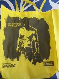 Fight Club 2 2016 Comic-Con Dark Horse promo tote bag
