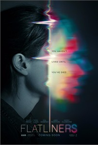 Flatliners 2017 mini 11x17 inch movie poster (Nina Dobrev Ellen Page)