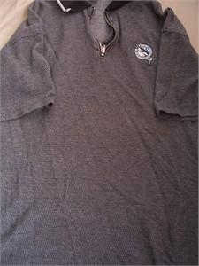 Florida Marlins golf or polo shirt by Antigua