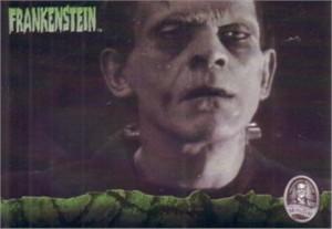 Frankenstein ArtBox 2006 Comic-Con promo card SD Promo 02