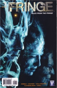 FRINGE 2010 Wildstorm comic book issue #1 MINT
