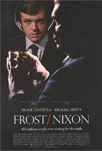 Frost/Nixon mini 2008 movie poster MINT