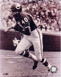 Gale Sayers 8x10 Chicago Bears photo