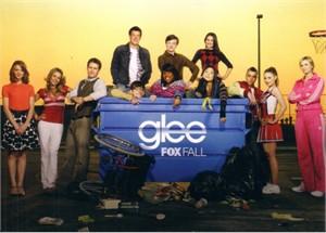 Glee 2009 Comic-Con Fox 5x7 promo cast photo card MINT
