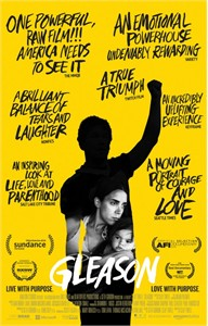 Gleason mini 11x17 2016 movie poster